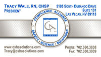 Compliance Alliance/ICS