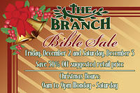 Bible Sale Postcard